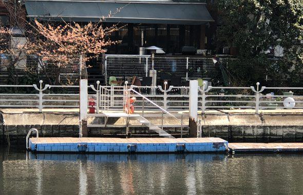 浜松町桟橋