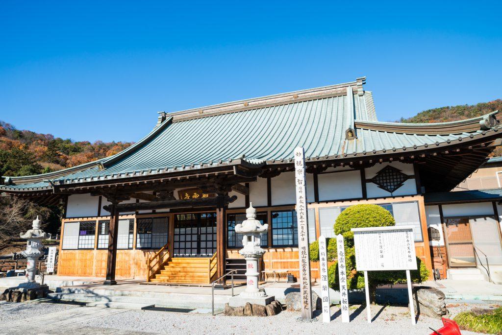 小さなお寺