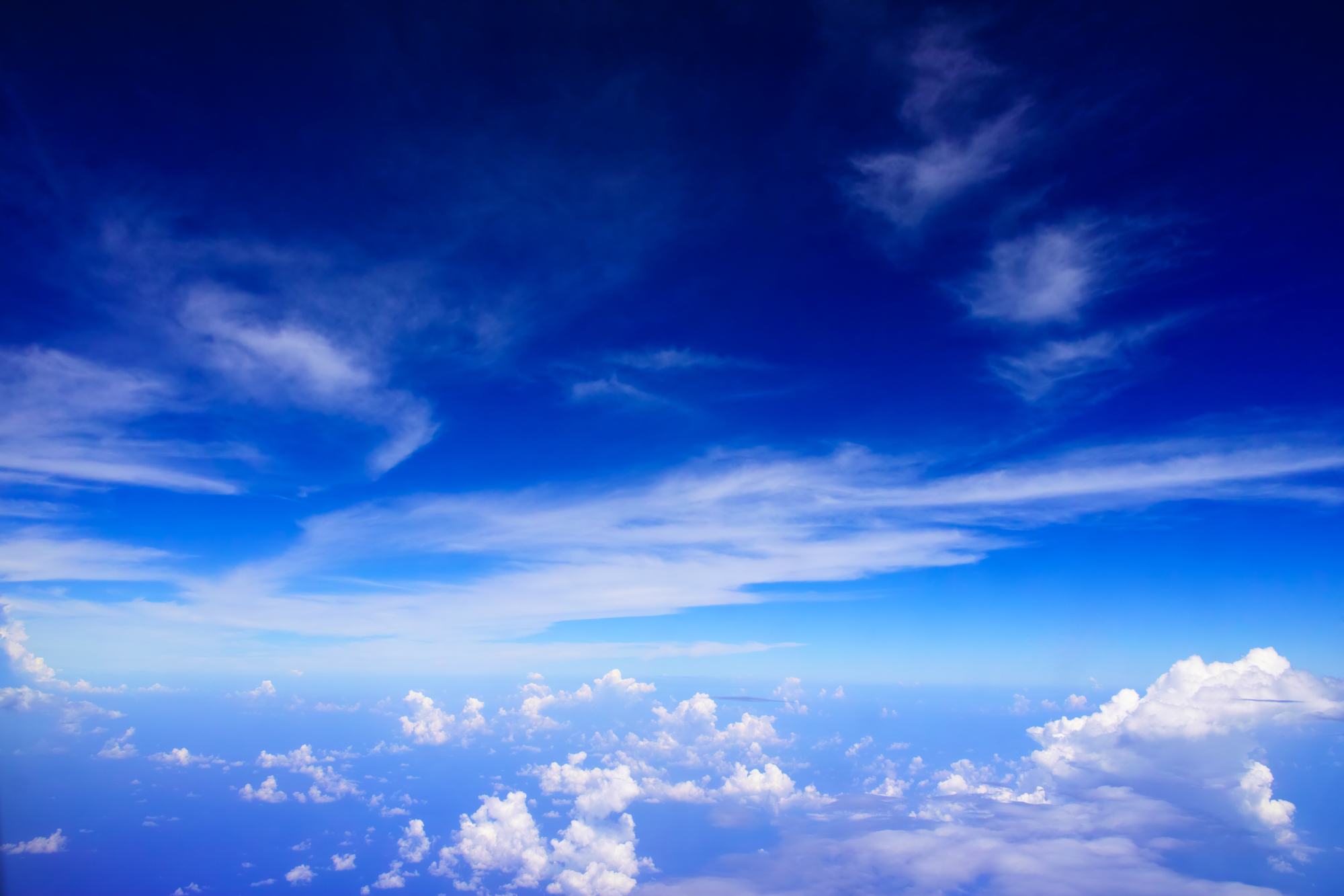 成層圏の空