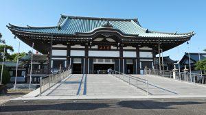 大きなお寺